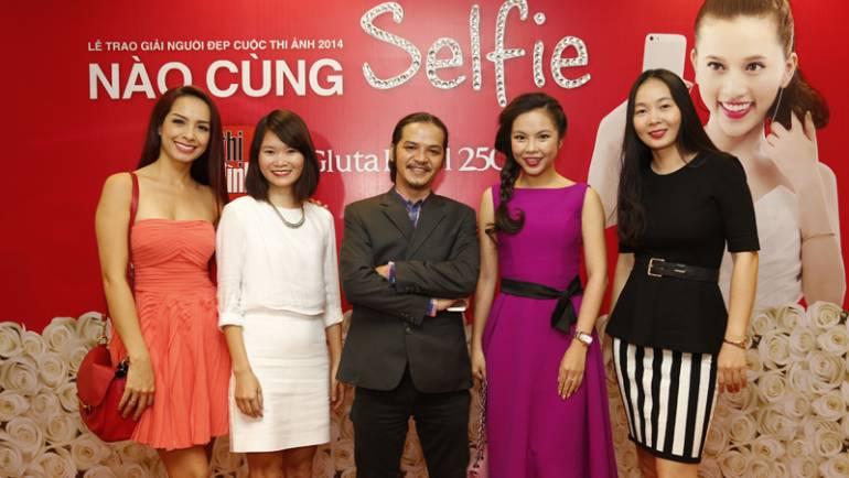 Lễ trao giải cuộc thi ảnh Nào cùng Selfie