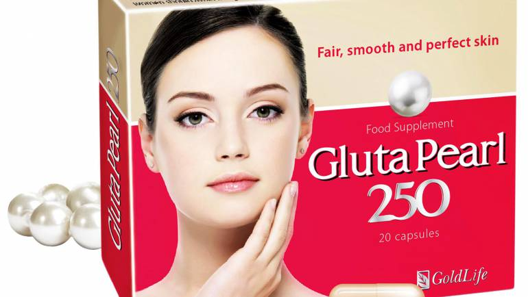 Tư vấn sản phẩm : Gluta Pearl 250