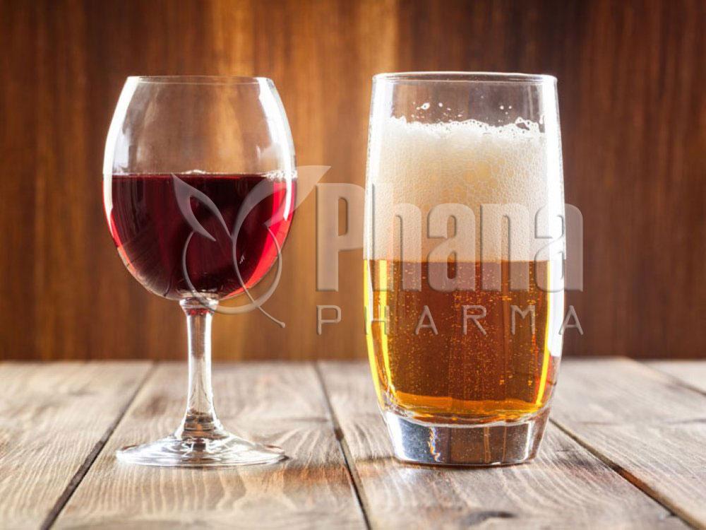 Rượu, bia gây hại tinh binh quý ông nên tránh